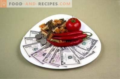 Produkte und Einsparungen