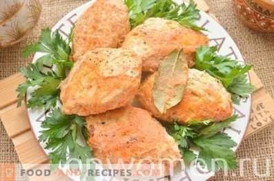 Faule Kohlrouladen mit Hühnchen