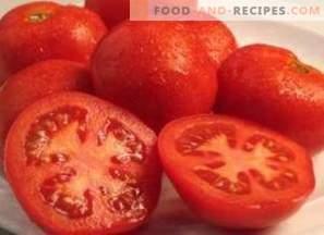 Kalorien von tomaten