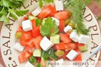 Feta-Salate