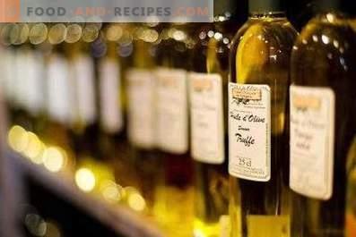 Lagerung von Olivenöl