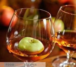 Calvados zu Hause
