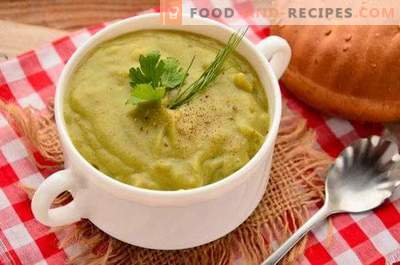 Broccoli-Cremesuppe