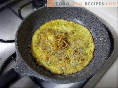 Wie man in einer Pfanne ohne Butter brät