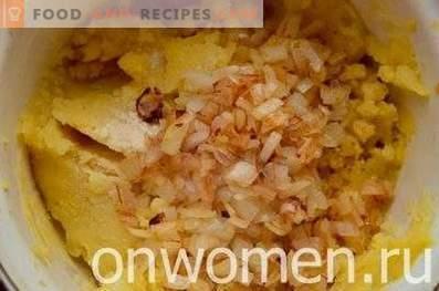 Fasten Kartoffelpasteten