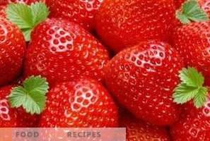 Erdbeer-Kalorien