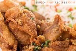 Welche Gewürze eignen sich für Hühnerfleisch