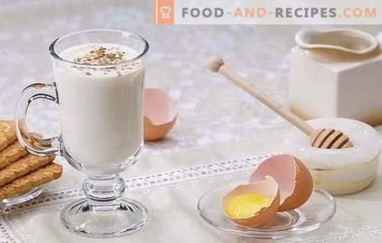 Russische Desserts - ändern Sie die Traditionen nicht! Russische Desserts zubereiten: Guryev-Brei, Reisfrau, Eierlikör, Bratäpfel