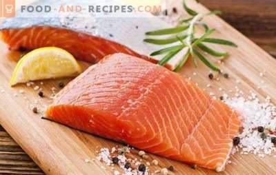 Geräucherter Lachs ist ein duftender roter Fisch! Räucherlachs zu Hause kochen, Rezepte mit interessanten Gerichten