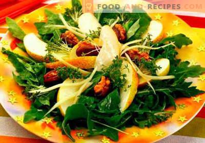 Italienischer Salat - bewährte Rezepte. Wie man italienischen Salat zubereitet.