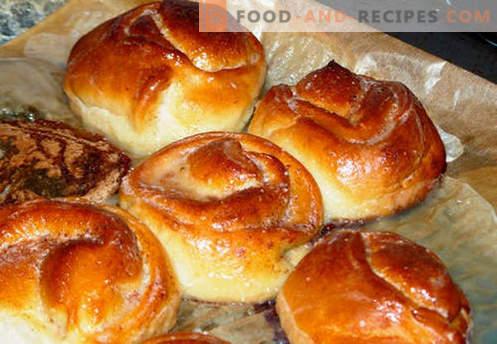 Süße Brötchen Sind Die Besten Rezepte Wie Man Richtig Und Lecker