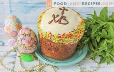 Kulich im Ofen: Rezepte zum festlichen Backen. Technologie, Schritt für Schritt, detaillierte Rezepte von Osterkuchen im Ofen