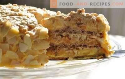 Der ägyptische Kuchen wird lange gekocht, aber der Geschmack ist unvergleichlich! Rezept und vor allem ägyptischer Kuchen zu Hause kochen