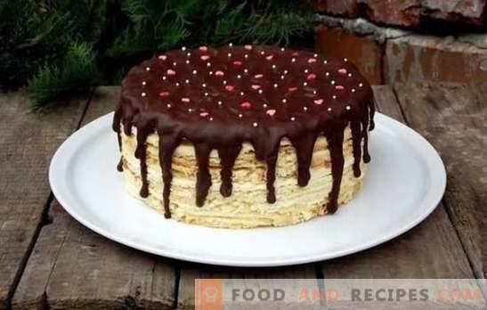 Armenische Kuchen - Rezepte berühmter Süßigkeiten. Nuss-, Schokoladen-, Honig-Optionen und armenische Mikado-Kuchen
