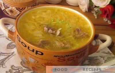 Sauerkohlsuppe: Bereiten Sie die leckerste Suppe zu! Rezepte, Geheimnisse und Feinheiten beim Kochen von Sauerkraut Sauerkraut