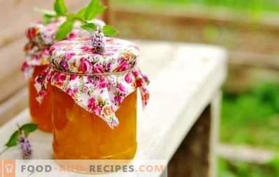 Melonenmarmelade mit Orange und Zitrone ist eine ungewöhnliche Geschmackskombination. Zubereitung von Melonenmarmelade mit Orange für den Winter
