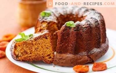 Cupcake im Ofen: ein schrittweises Rezept für ein Hauswunder! Hauptstadt-, Schokoladen-, Hüttenkäse-Muffins im Ofen (schrittweise Rezepte)
