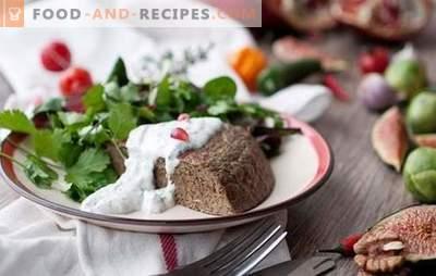 Hühnerleber-Souffle - Diätgericht? Gedünstetes und im Ofen gebackenes Hühnerleber-Soufflé