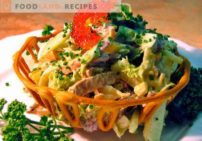 Russischer Salat - die besten Rezepte. Wie man den russischen Salat richtig und lecker kocht
