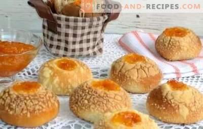 Teekuchen - Backen mit Liebe gemacht! Variationen von duftenden und luftigen Kuchen für Tee auf Wasser, Kefir, Sahne und Milch.