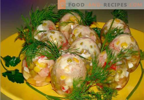Masseneier - die besten Rezepte. Wie man richtig Eier kocht und kocht.
