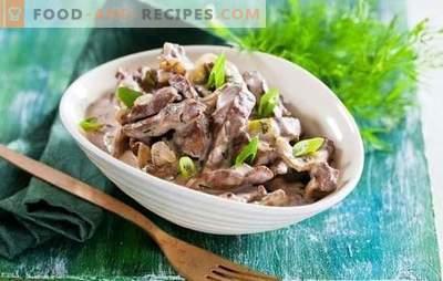Rinderleber im Slow Cooker - Rezepte für jeden Tag! Einfache, schnelle und leckere Leberrindfleisch-Rezepte in einem Langsamkocher
