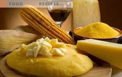 Ein Gericht, das Sie unbedingt probieren sollten - Cornflakes Hominy. Kulinarische Ideen basierend auf Cornflakes Hominy