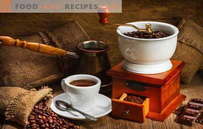 Wie Kaffee auf einem Gasherd gebrüht wird, ist das Geheimnis, um Schaum zu erzeugen. Wie man Kaffee in einem Türken auf einem Gasherd mit Schaum, Milch, Zimt, Pfeffer zubereitet