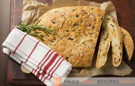 Die Vorteile von hausgemachtem Brot und die Geheimnisse seiner Zubereitung - Schritt für Schritt Rezepte. Hausgemachtes Brot essen: bewährte Schritt-für-Schritt-Rezepte für die Gesundheit