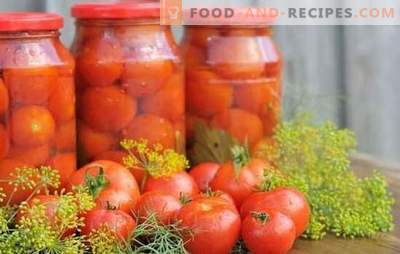 Tomaten mit Aspirin: eine Alternative zum regelmäßigen Marinieren. Traditionelle und originelle Rezepte für die Ernte von Tomaten mit Aspirin