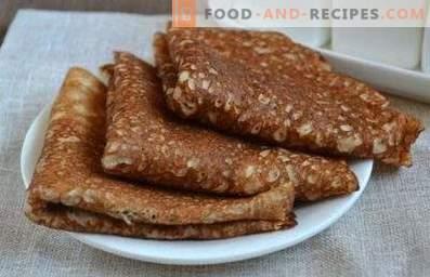 Pfannkuchen von Dukan