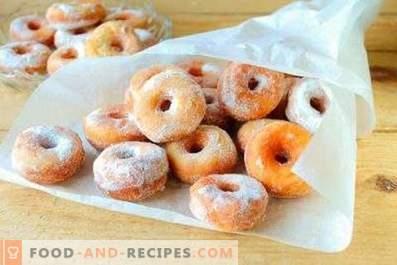Donuts zu Hause