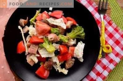 Brokkolisalate