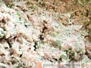 Chebureks mit Fleisch