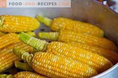 Mais: Nutzen für die Gesundheit und Schaden