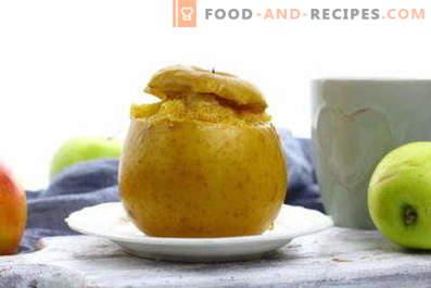 Bei welcher Temperatur Äpfel backen