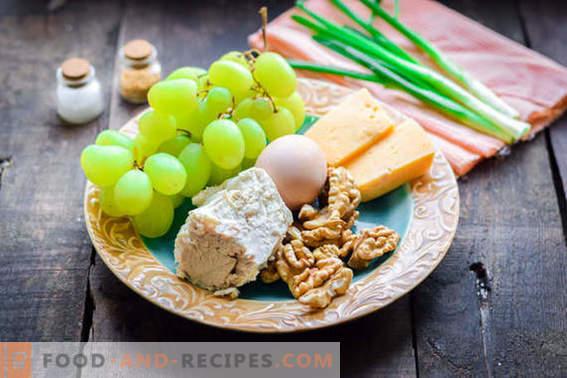 Tiffany-Salat - ein klassisches Rezept