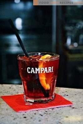 Wie trinke ich Campari