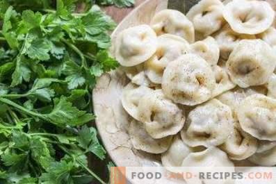 Füllungen für Ravioli