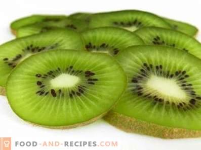 Kiwi: Nutzen und Schaden für den Körper