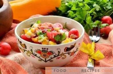 Leichte Salate