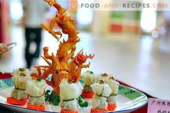 Wie die Chinesen Reis zubereiten + interessante Rezepte der chinesischen Küche