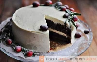 Frischkäsekuchencreme vom Bild! Rezepte für Frischkäsecremes zum Imprägnieren und Dekorieren von Kuchen