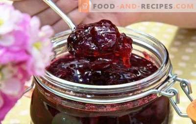 Marmelade aus Äpfeln und Pflaumen für den Wintertee. Apfel- und Pflaumenmus-Rezepte mit Orangen, Zimt, Minze